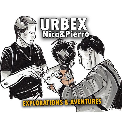 URBEX NICO ET PIERRO