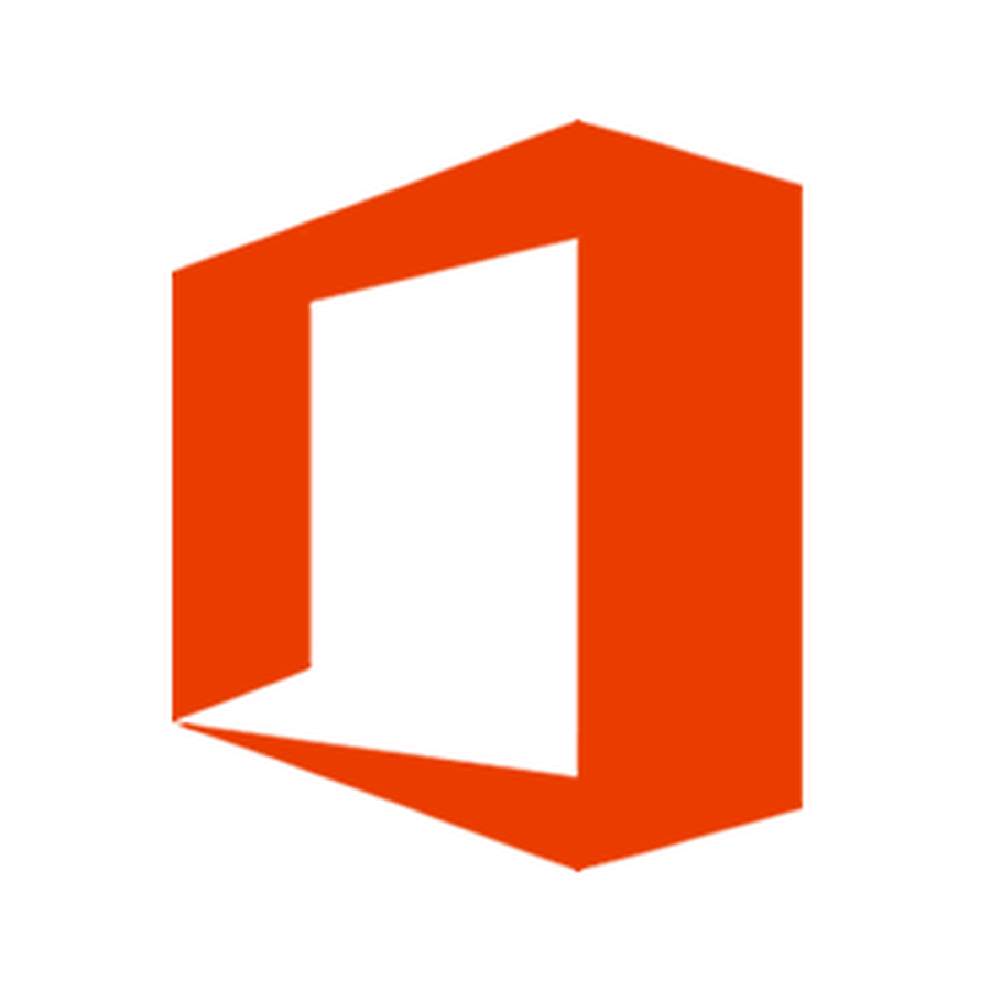 Microsoftoffice365 youtube for Office logo