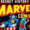 """Secret History Of Marvel Comics"" Book"