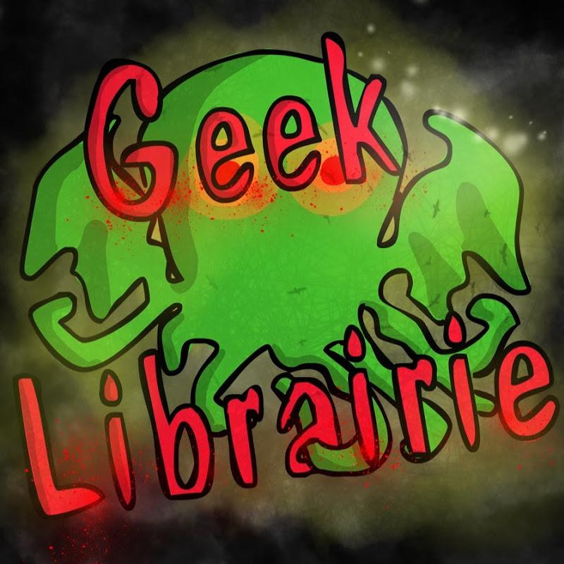 youtubeur Geek Librairie