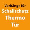 Schallschutzvorhang Thermovorhang Türvorhang