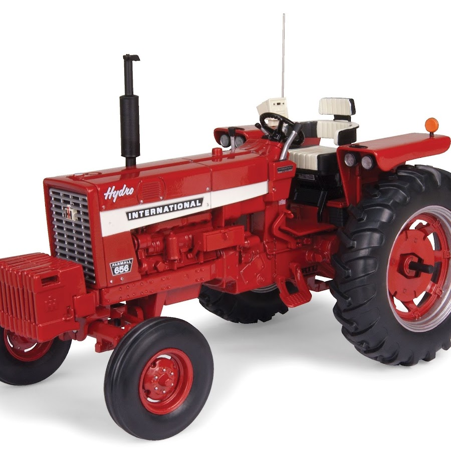 how to make a toy tractor