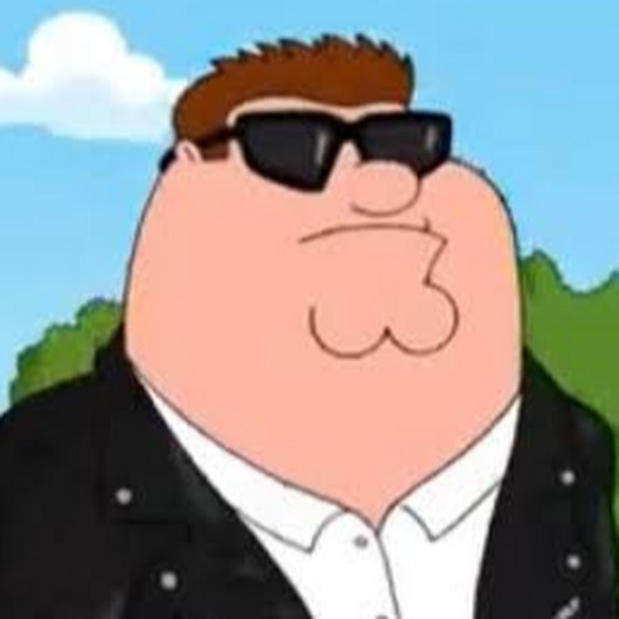 peter griffin youtube