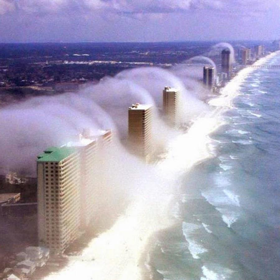 Big Wave Tsunami - YouTube