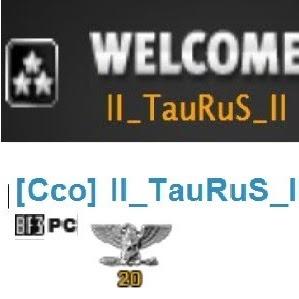 TauruS CombatArms