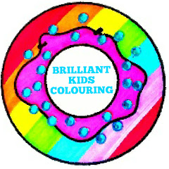 DISNEY BRILLIANT COLORING BOOK CHANNEL FOR KIDS