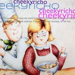 cheekyricho cooking
