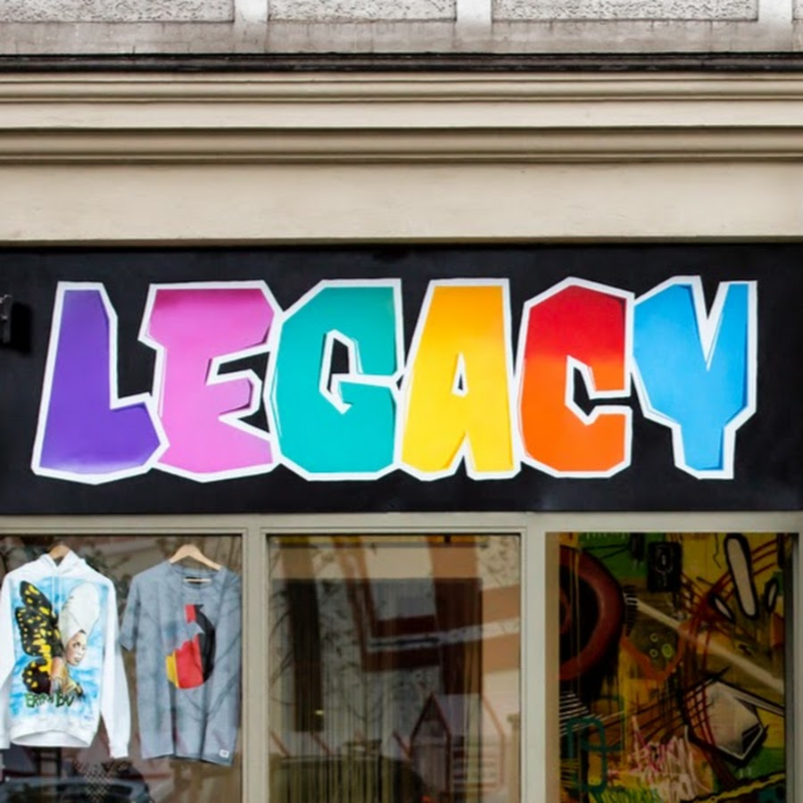 Legacy BLN - Graffiti Culture, Art Tools & More