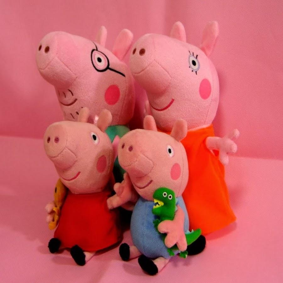 фильм с игрушками свинка пеппа