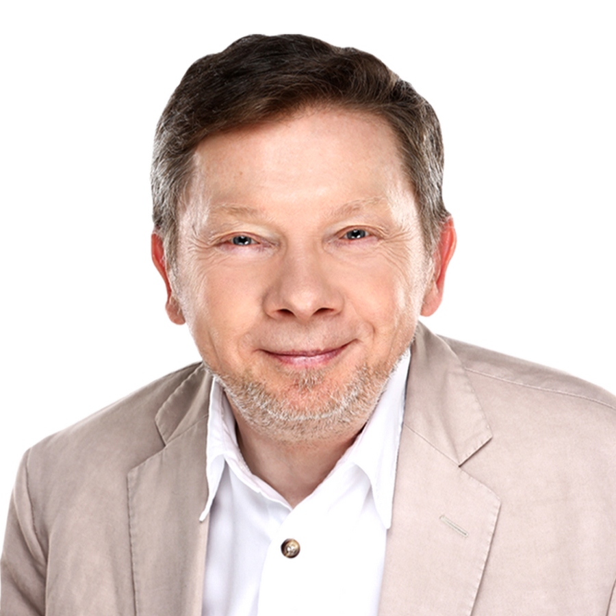 how tall is eckhart tolle