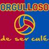 ORGULLOSO DE SER CULÉ