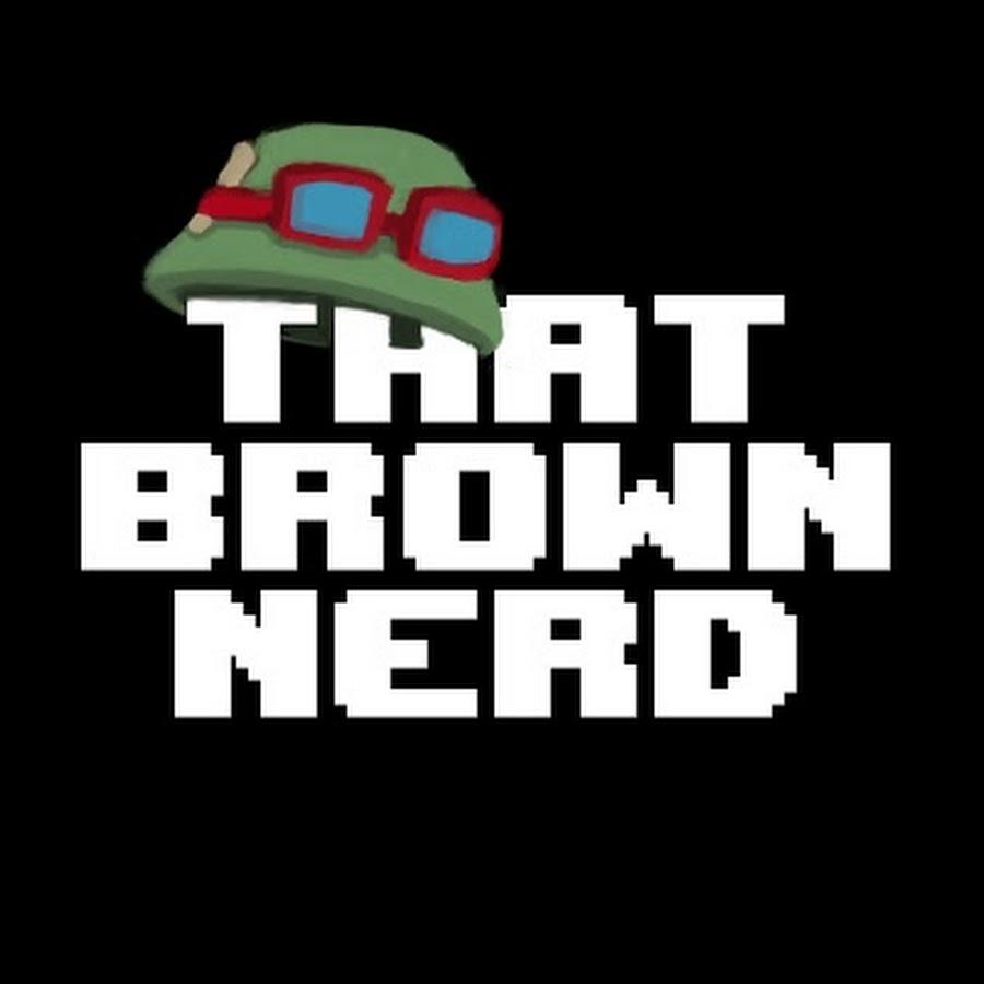 brown nerd