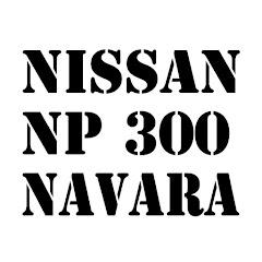 NISSAN NP 300 NAVARA UKモデル