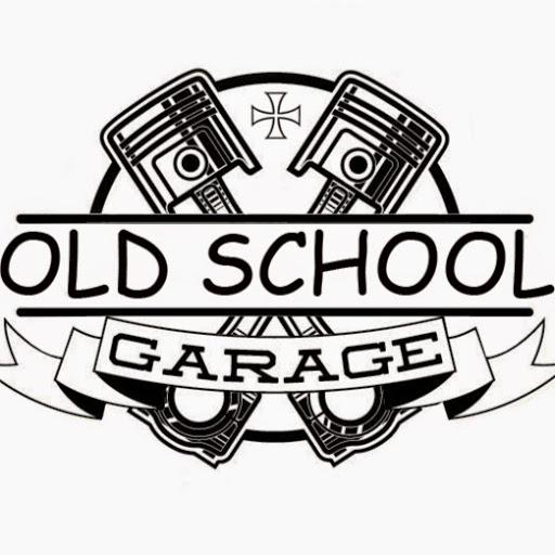 OLD SCHOOL GARAGE . CZ