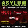 Asylum Haunted Scream Park