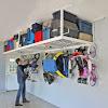 SafeRacks - Garage Overhead Storage Racks and Shelving