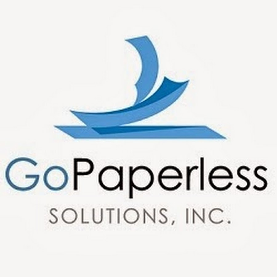 Gopaperless Solutions Youtube