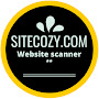 SiteCozy website scanner