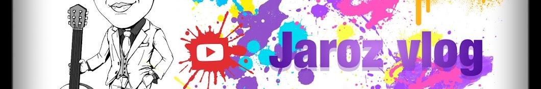 Jaroz Vlog Banner