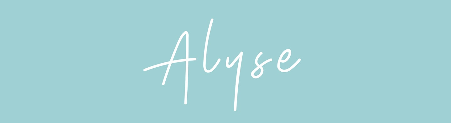ALYSE's Cover Image