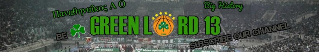Green Lord 13