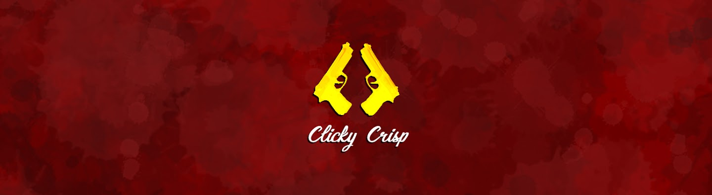 Clicky Crisp's Cover Image