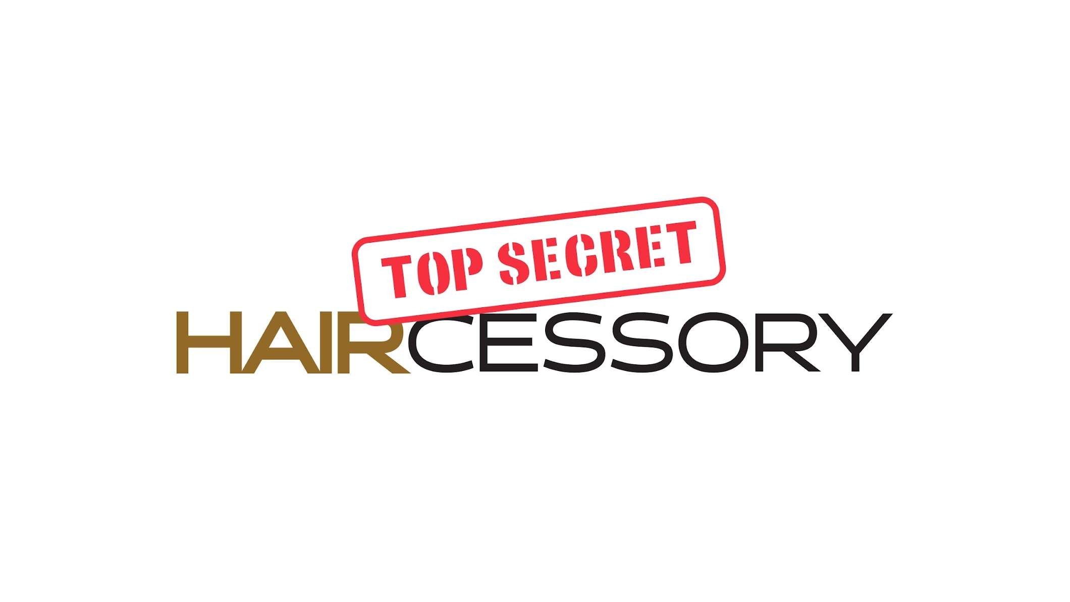 Top Secret Haircessory