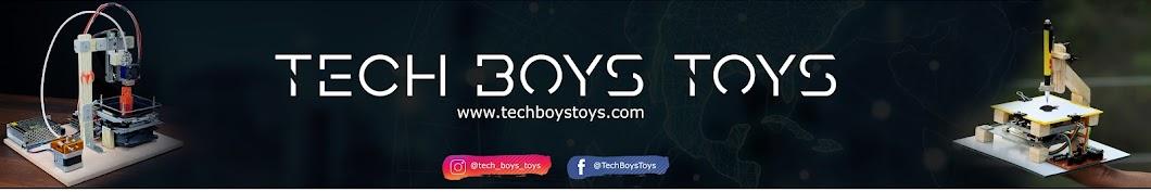 TecH BoyS ToyS Banner