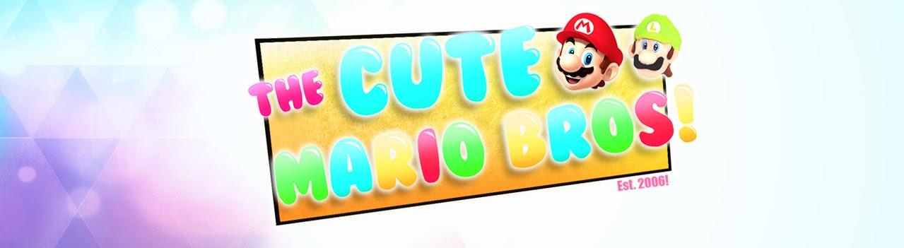 The Cute Mario Bros's Cover Image