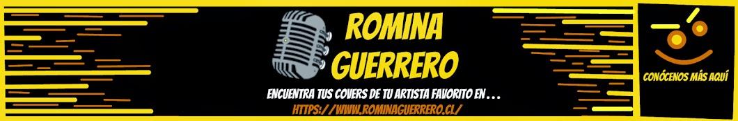 Romina Guerrero YouTube channel avatar