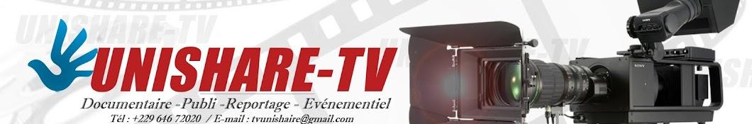 UNISHARE TV Banner