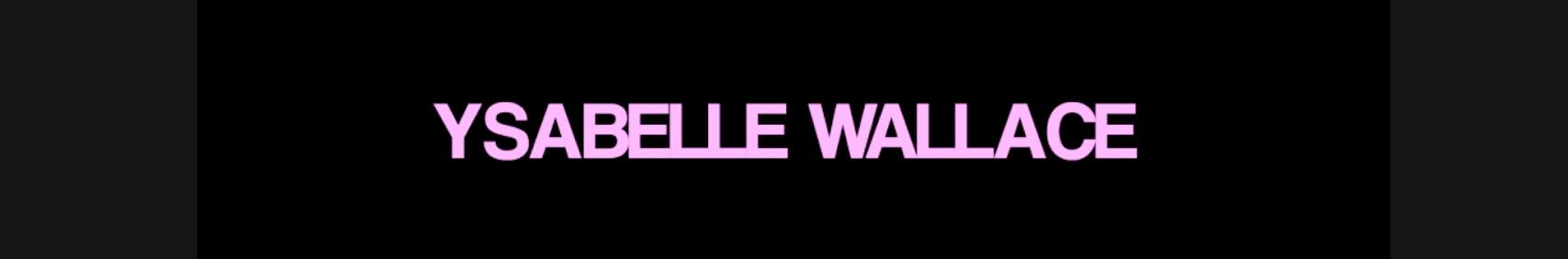 ysabelle wallace
