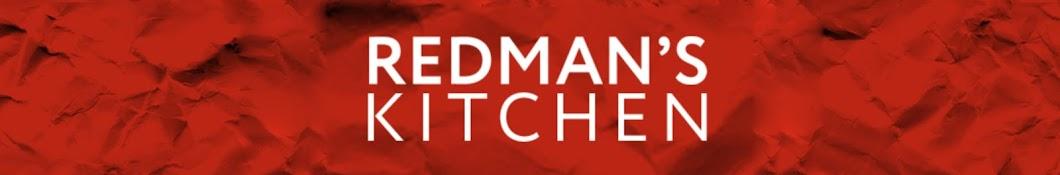 Redman's Kitchen Banner