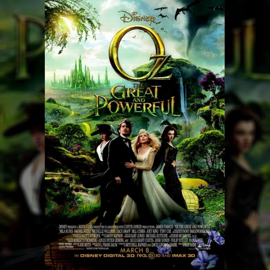 Oz the Great and Powerful - Topic - YouTube