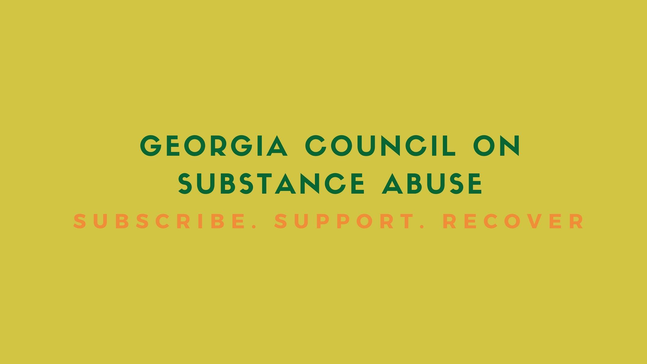 Georgia Council on Substance Abuse