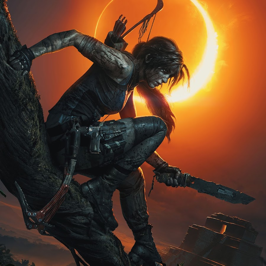Tomb Rider Wallpaper: Shadow Of The Tomb Raider