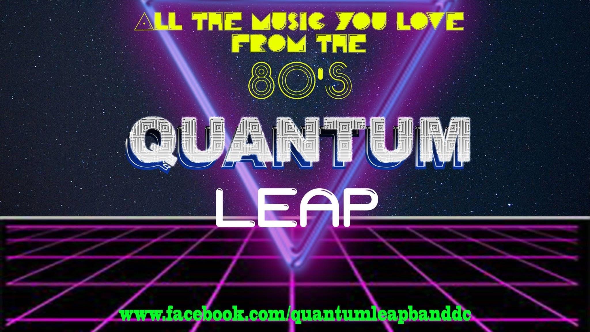 Quantum Leap Band DC