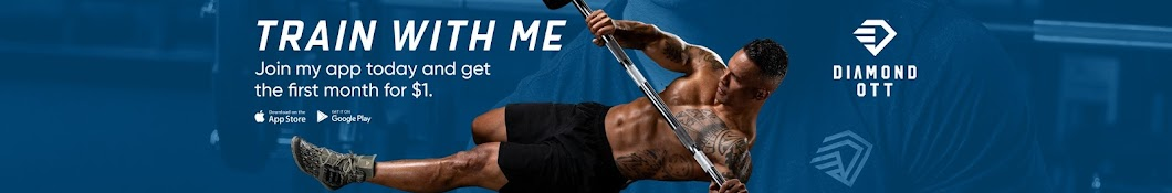 Diamond Cut Fitness Training Banner
