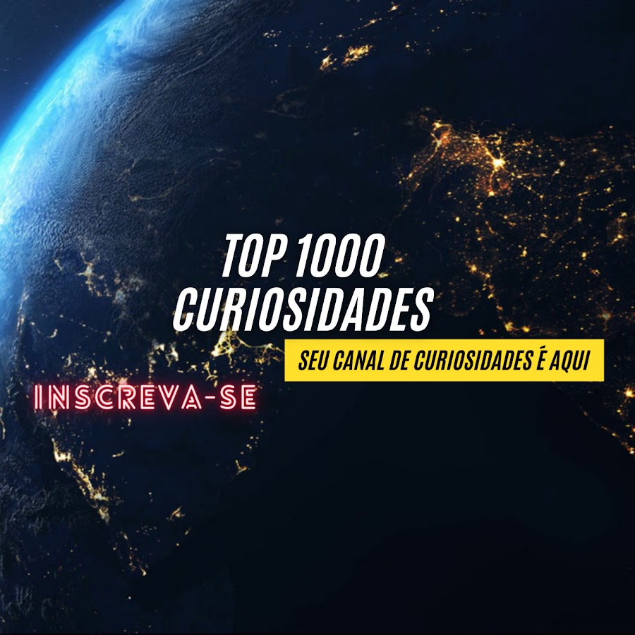 Top 1000 Curiosidades