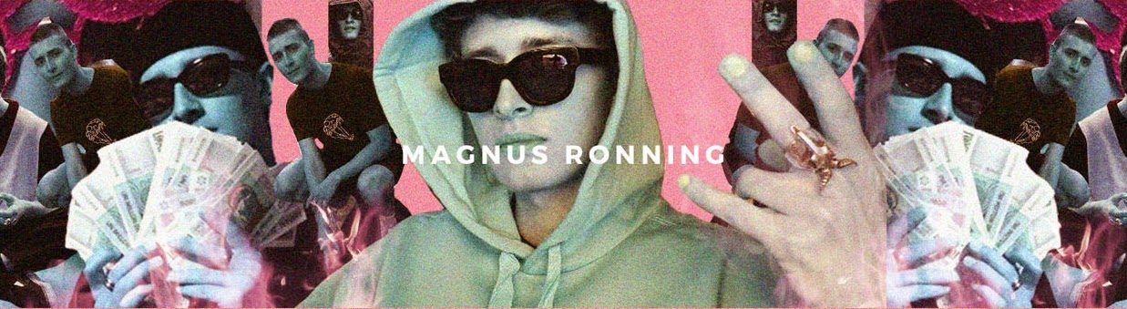 Magnus Ronning's Cover Image