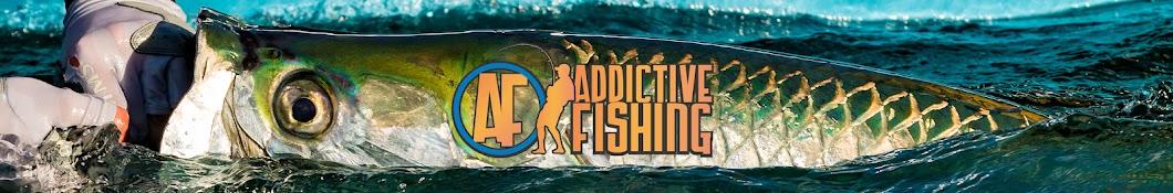Addictive Fishing Banner