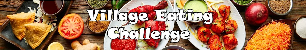 Village Eating Challenge