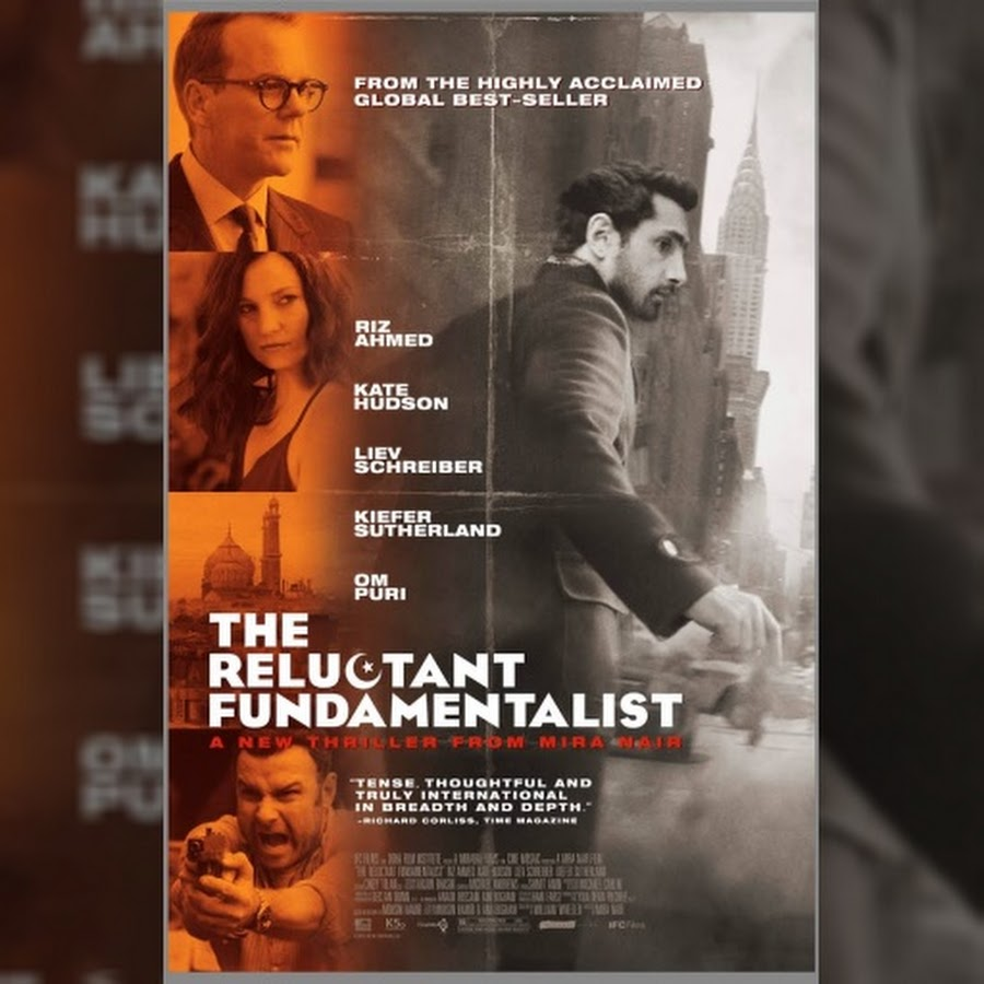 reluctant fundsamentalist review The reluctant fundamentalist is a novel by pakistani author mohsin hamid, published in 2007 review of the reluctant fundamentalist in democratiya, an online journal.