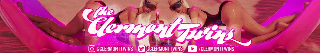 The Clermont Twins Banner