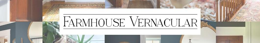 Farmhouse Vernacular Banner
