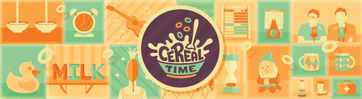 Cereal Time's Cover Image