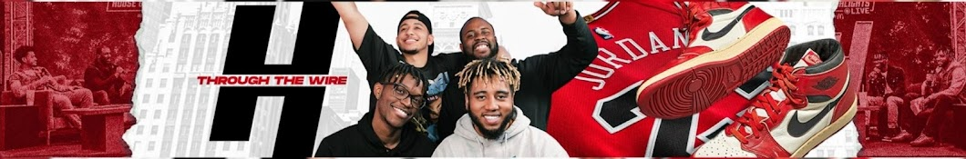 Through The Wire Banner