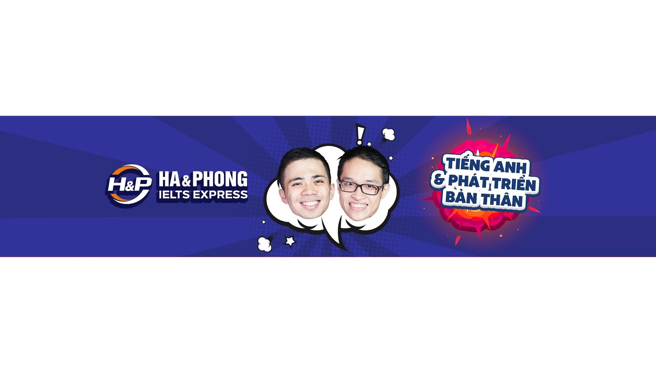 Kênh YouTube Ha Phong IELTS