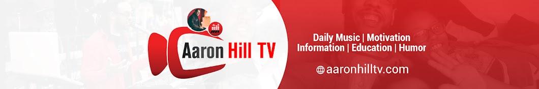 Aaron Hill TV Banner