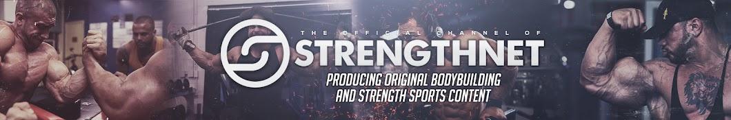 STRENGTHNET Banner